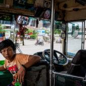 Copiloto de autobús