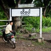 ¡Bienvenido a Hsipaw!
