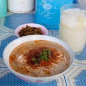Sham noodles
