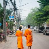 Caminando por Chiang Mai