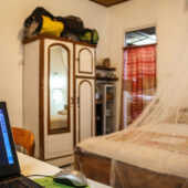 Trabajando desde un cómo estudio en Bali