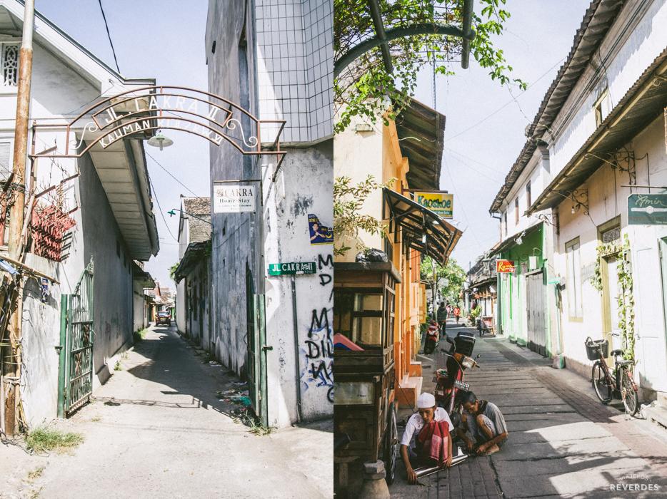 Calles de Solo