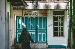 Aires musulmanes en Solo