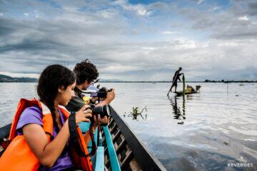 Buscando Historias en Myanmar
