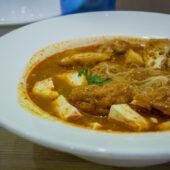 Mee Siam de Gokul Vegetarian Restaurant en Singapur