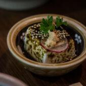 Tofu en Bespoken Vegetarian Dining
