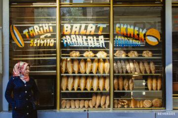 Panadería en Turquía