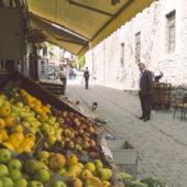Vida en las calles de Safranbolu