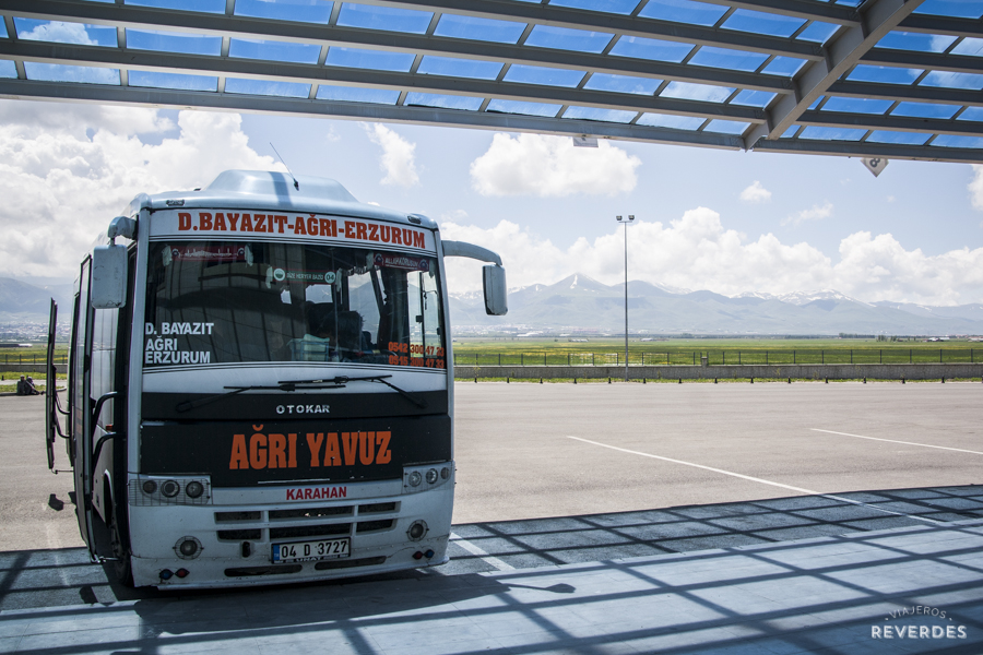 Buses en Turquía