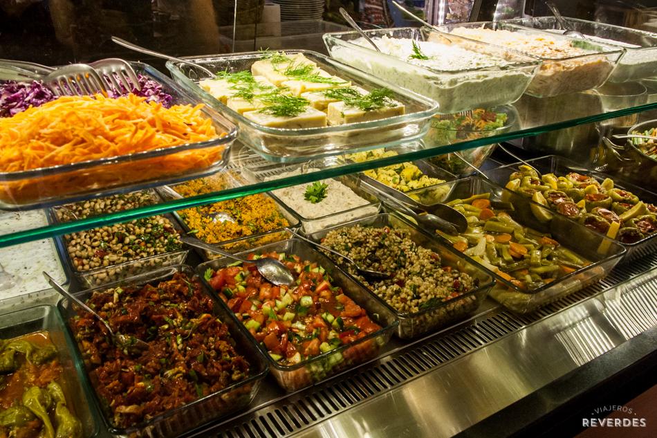 Restaurantes veganos y vegetarianos en estambul viajeros for Articulos para restaurantes