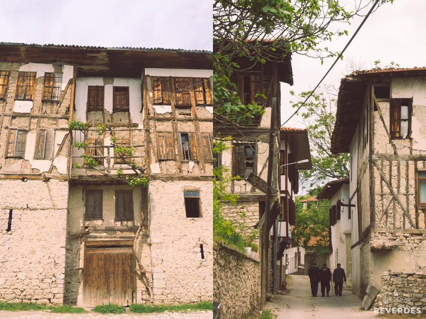 Yörük Köyü, cerca de Safranbolu