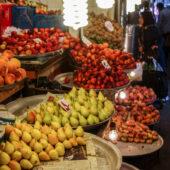 Fruta y más fruta!