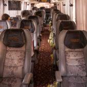 Autobús iraní VIP