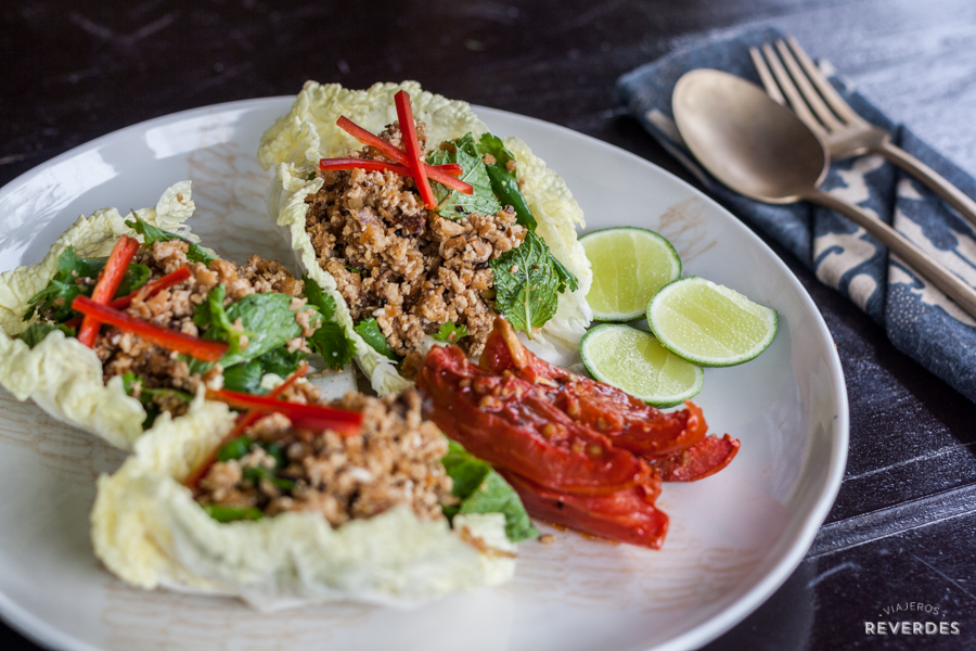Wonderfood Bali Guía Vegana y Vegetariana de Viaje