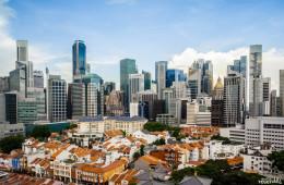 Singapur punto de vista