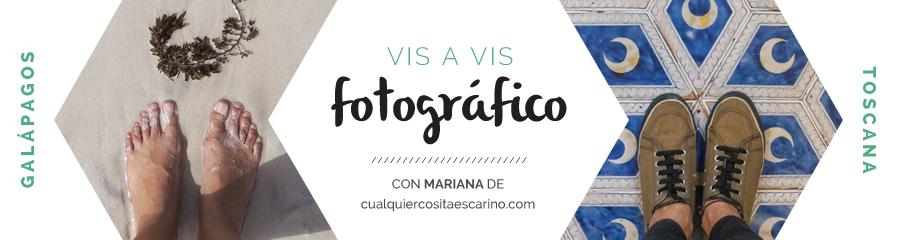 Vis a Vis fotográfico