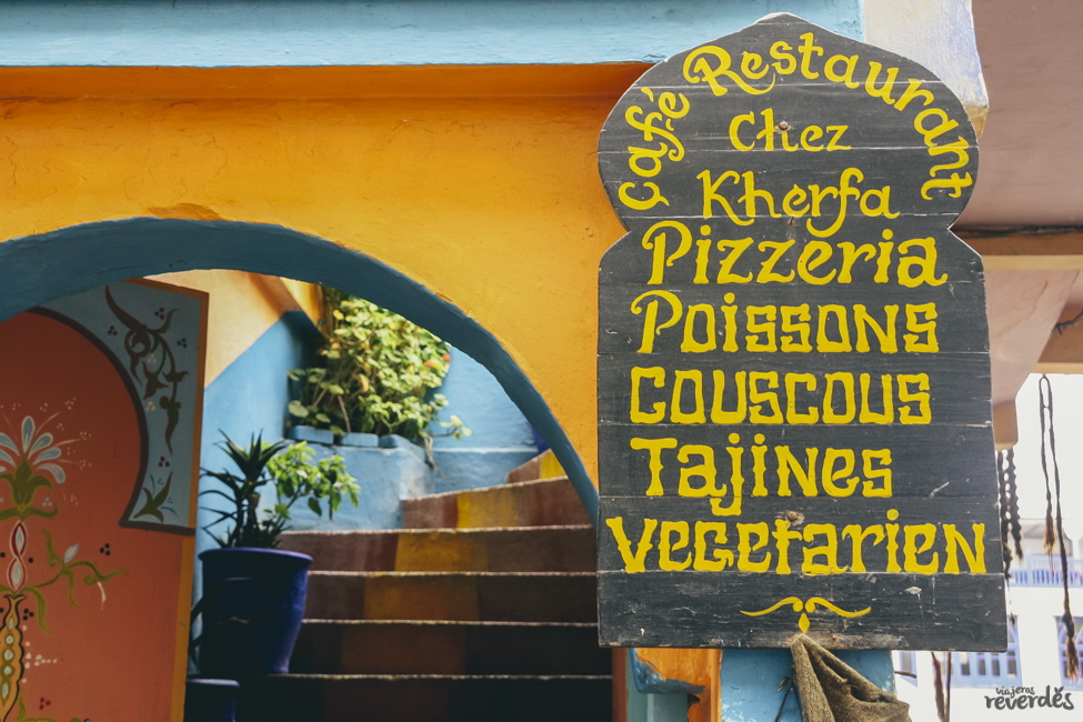 Restaurantes veganos y vegetarianos Marruecos