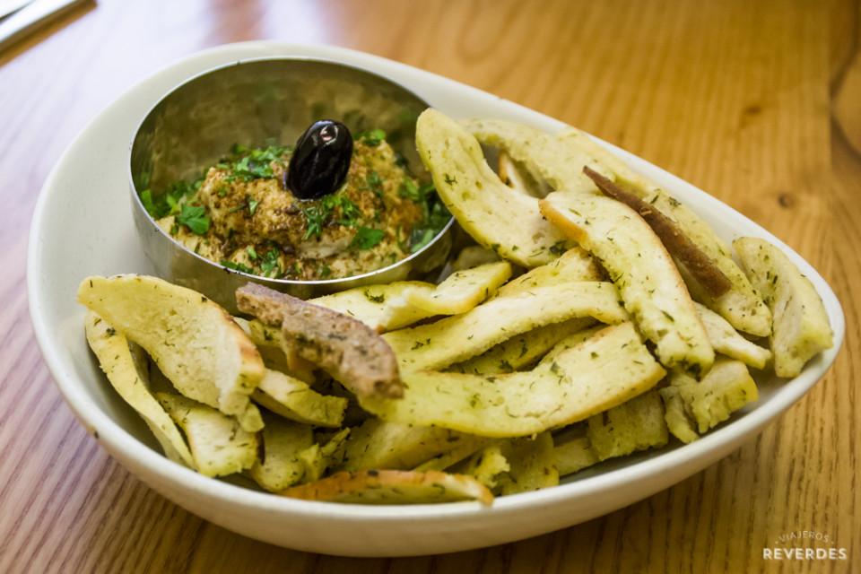 Restaurante Avocado Atenas