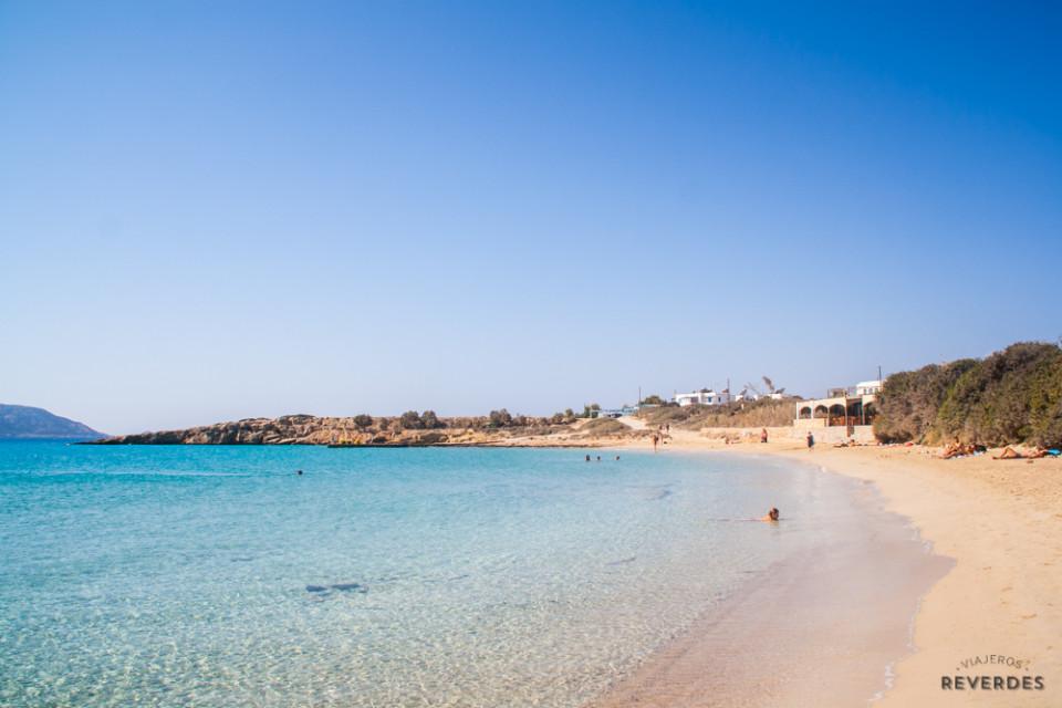 Koufonissia, Islas griegas