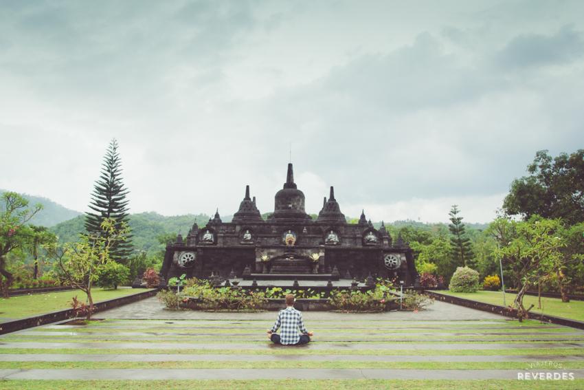 Templo Budista Brahmavihara Arama, Bali