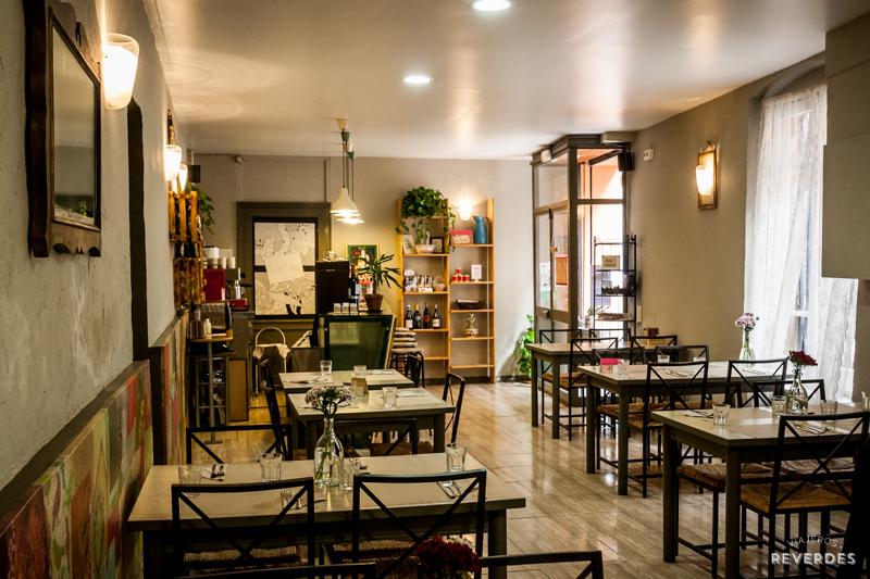 Restaurante Vita Viridis, Sabadell
