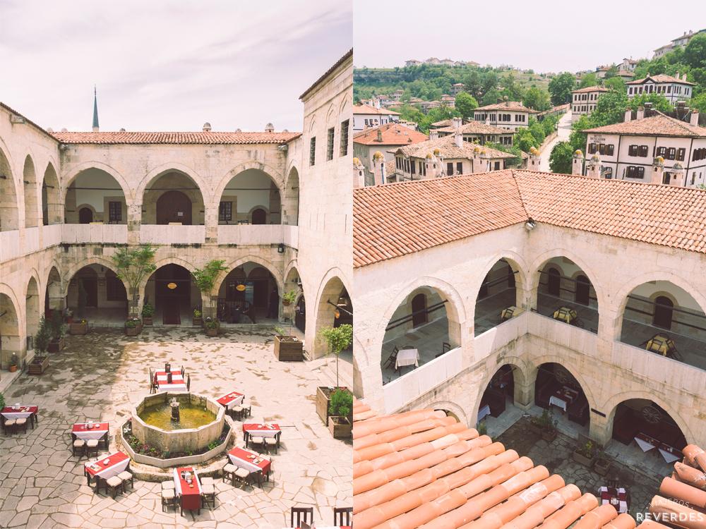 Cinci Han, Safranbolu, Turquía
