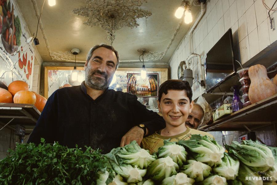 Gente de Irán