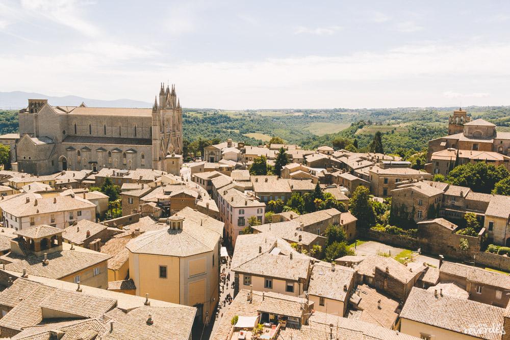 Orvieto, Toscana, Italia