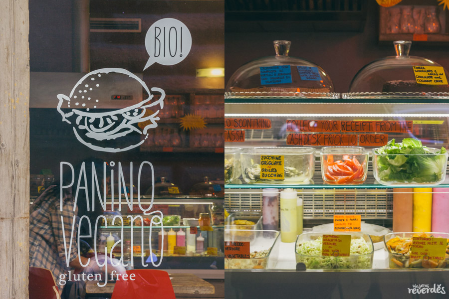 Panino Vegano, Florencia, Italia