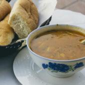 Sopa Harira Marruecos