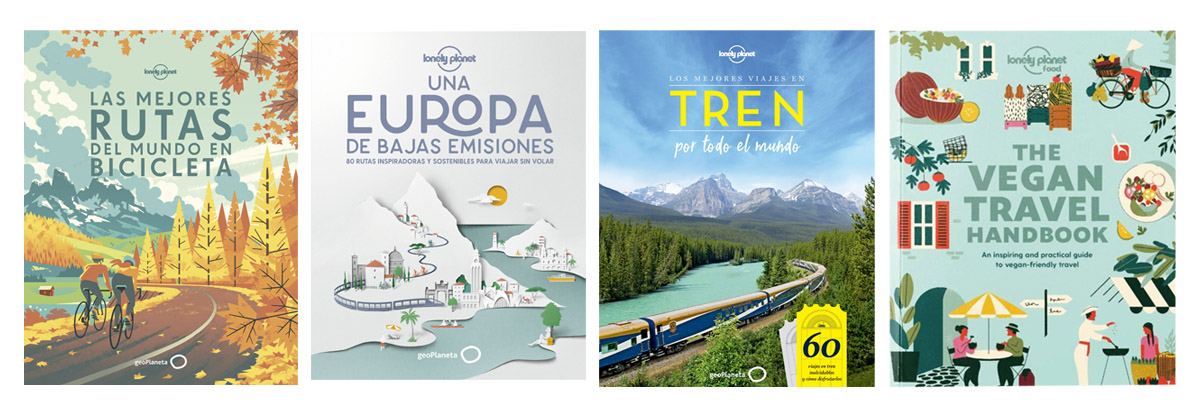 Guías ilustradas Lonely Planet